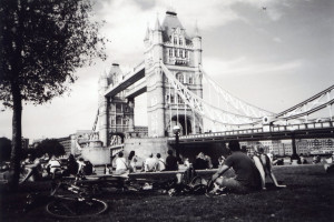 """Tower Bridge PICNIC, Southwark"" di Cecie"