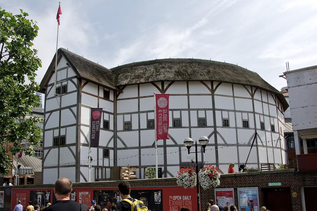 Londra, Globe Theatre (Flickr)