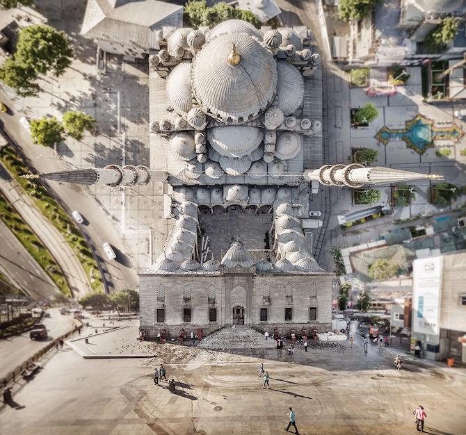 Istanbul Fatland 2015-2016 © Aydın Büyüktaş