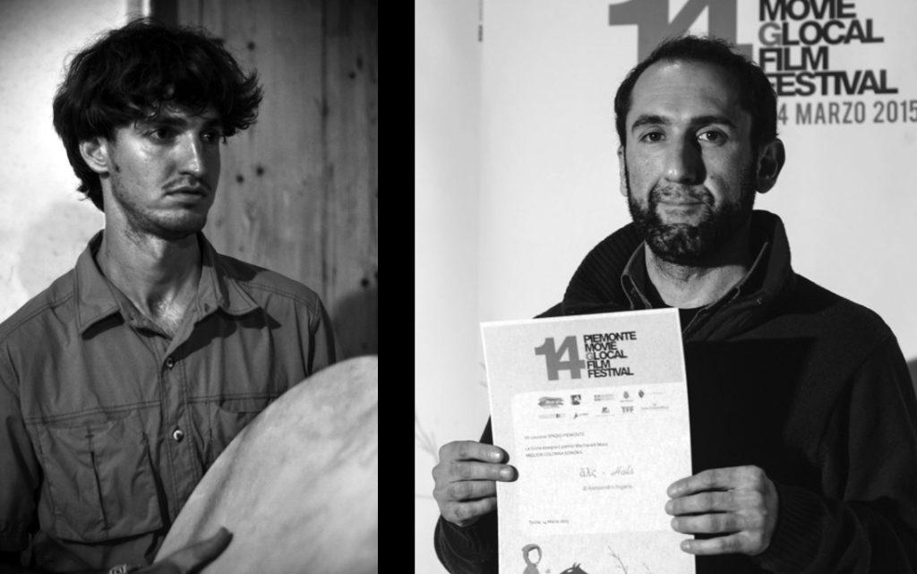 Da sinistra Sandro Bozzolo (foto di Marco Lo Baido) e Alessandro Ingaria (foto di Gabriele Zola)