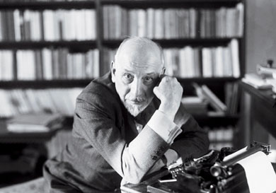 Lo scrittore Luigi Pirandello - fonte: www.wikipedia.it