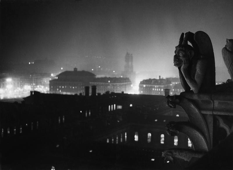 Brassaï, Parigi da Notre-Dame, 1933