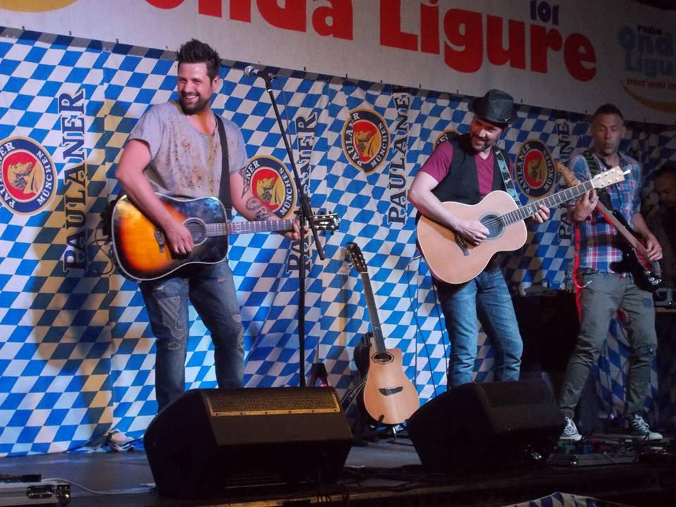 Daniele Ronda, Cristian Rocco e Carlo Raviola. Foto di Elisa Botto (Romy Aum)