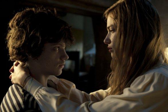 Una scena dal film Io e te (2012) di Bernardo Bertolucci