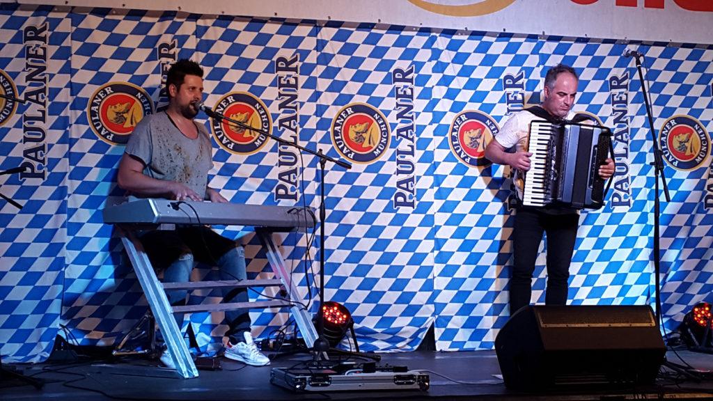 Daniele Ronda e Sandro Allario. Foto di Lorena Nasi