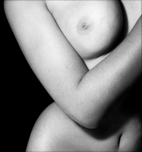 © Bill Brandt, Nude Abstract, 1960s