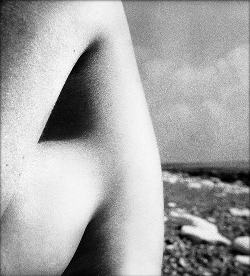 © Bill Brandt, Nude East Sussex, 1960