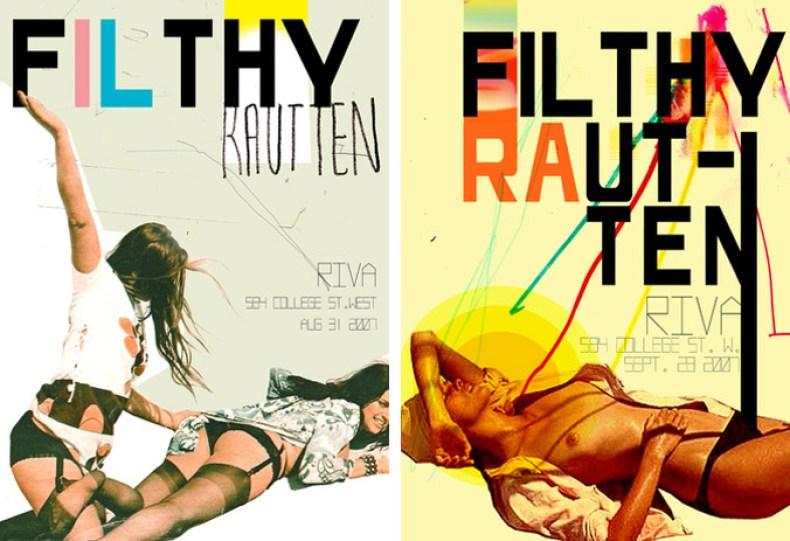 Filthy Rautten ©Kathryn Macnaughton