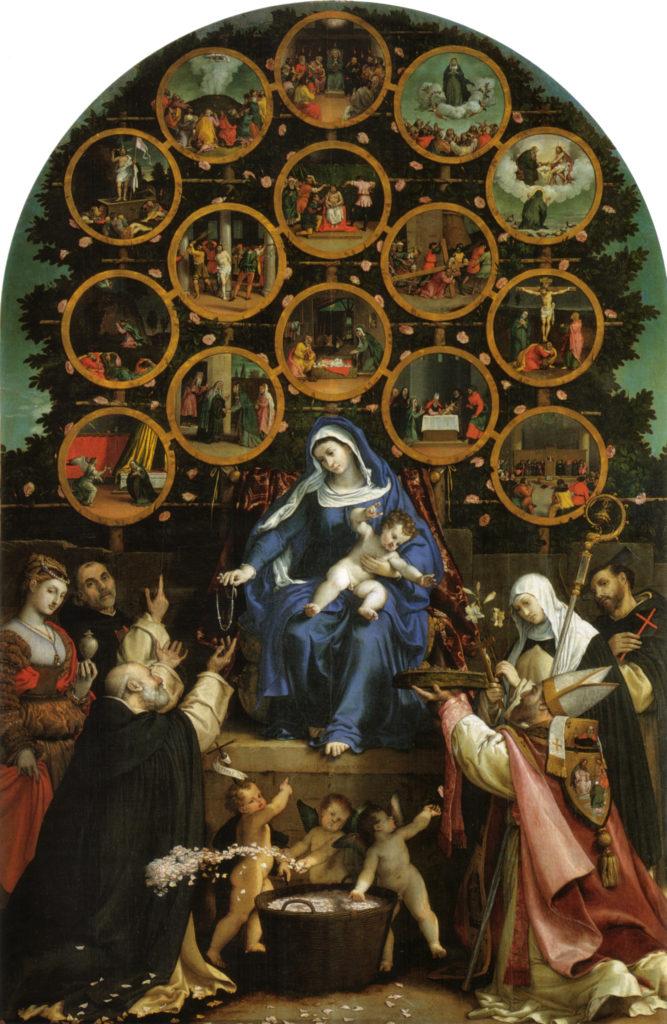 Madonna del Rosario
