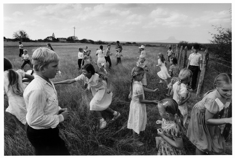 MEXICO. 1994. Manuel Colony. Tamaulipas. Mennonites © Larry Towell