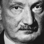 Martin Heidegger Fonte: www.the-american-interest.com