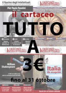 promo cartaceo 3€
