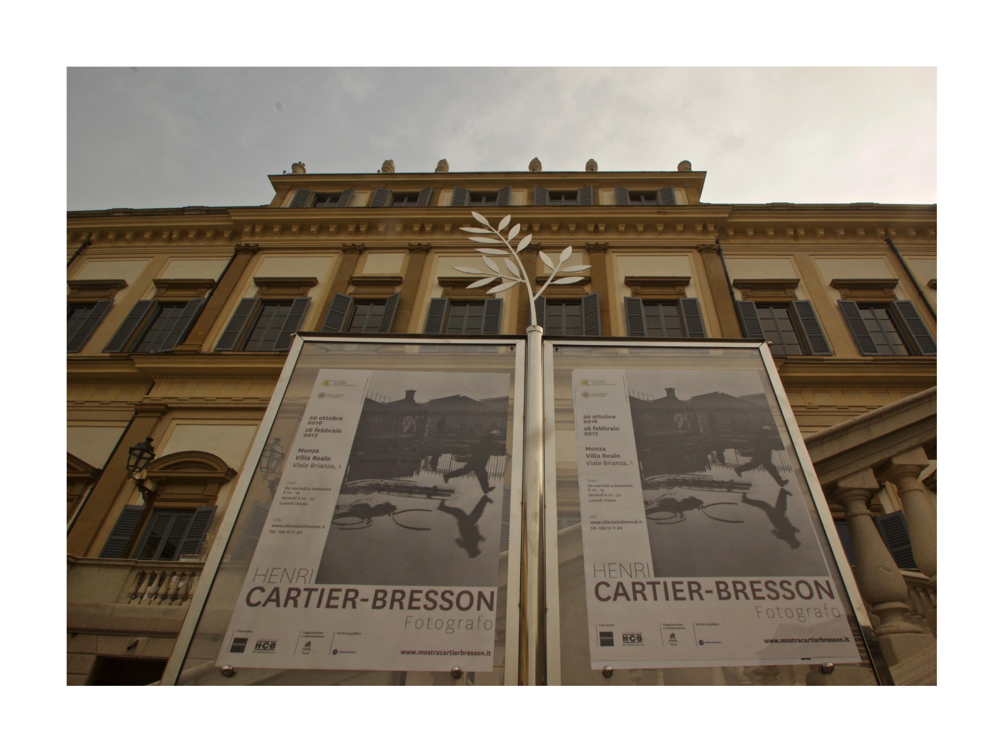 Vedere tutto henri cartier bresson a monza for Cartier bresson monza
