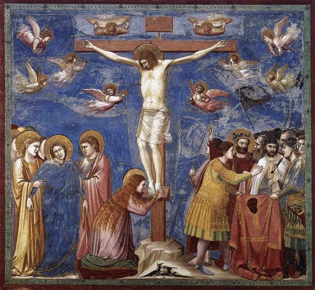 Ai piedi della croce iconografia della piet 1 for Planimetrie di 1500 piedi quadrati