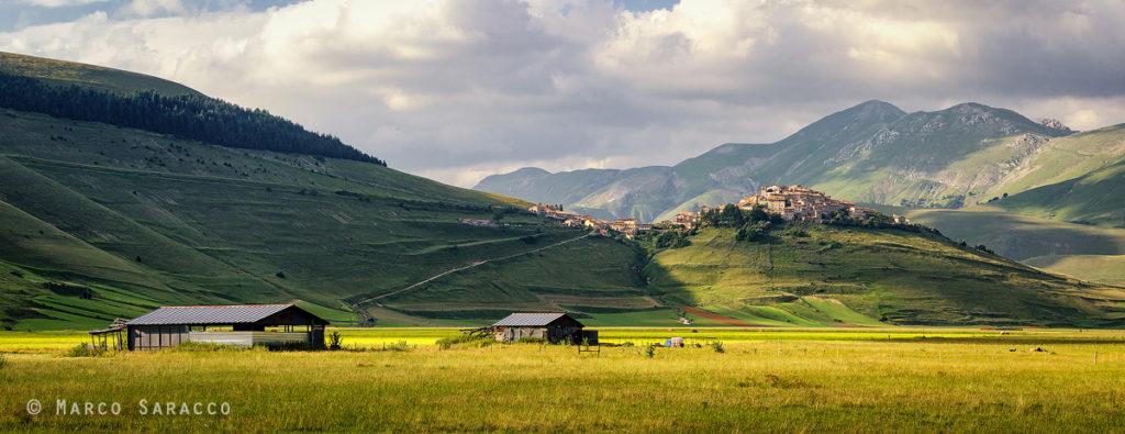 Castelluccio di Norcia (Umbria) © Marco Saracco
