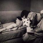 Matisse ritrae una modella nel 1939.