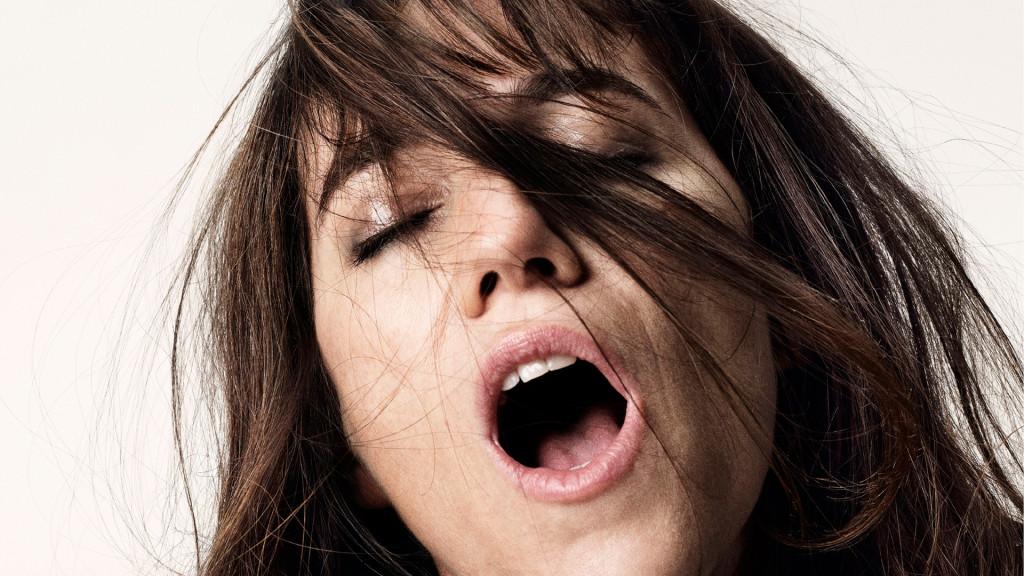 Orgasmo Charlotte Gainsbourg