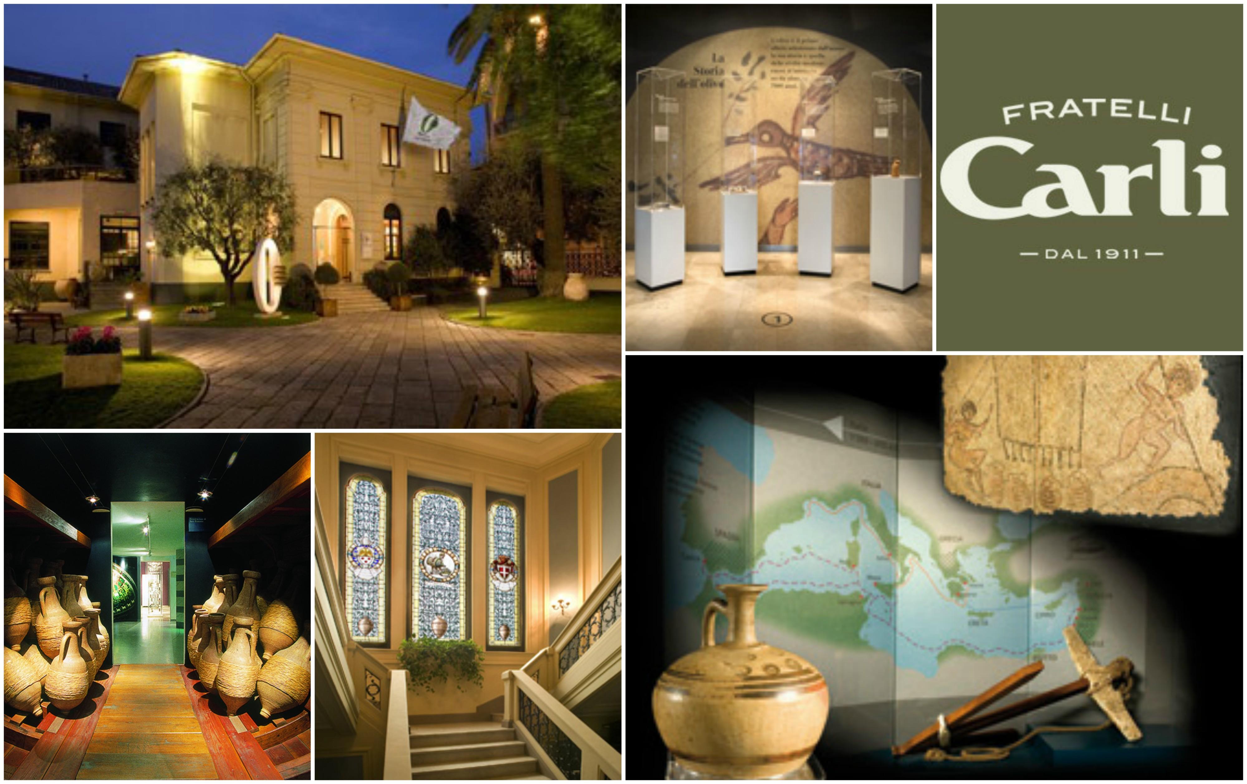 museo dell'olivo musei del cibo