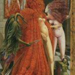 La vestizione della sposa, Max Ernst, 1940, olio su tela, Collezione Peggy Guggenheim, Venezia