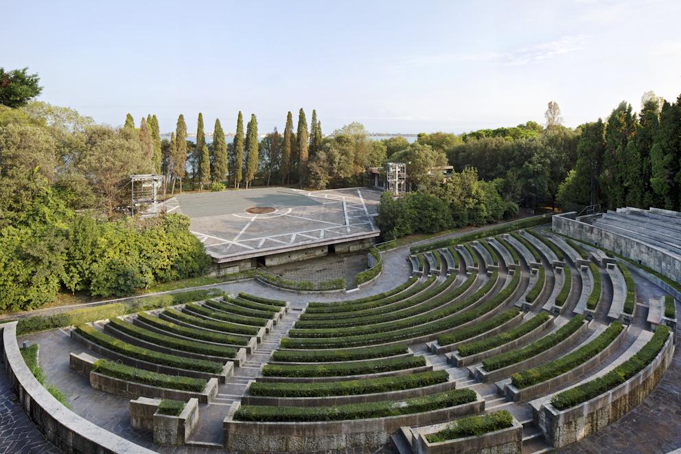 Il Teatro Verde - fonte: www.cini.it