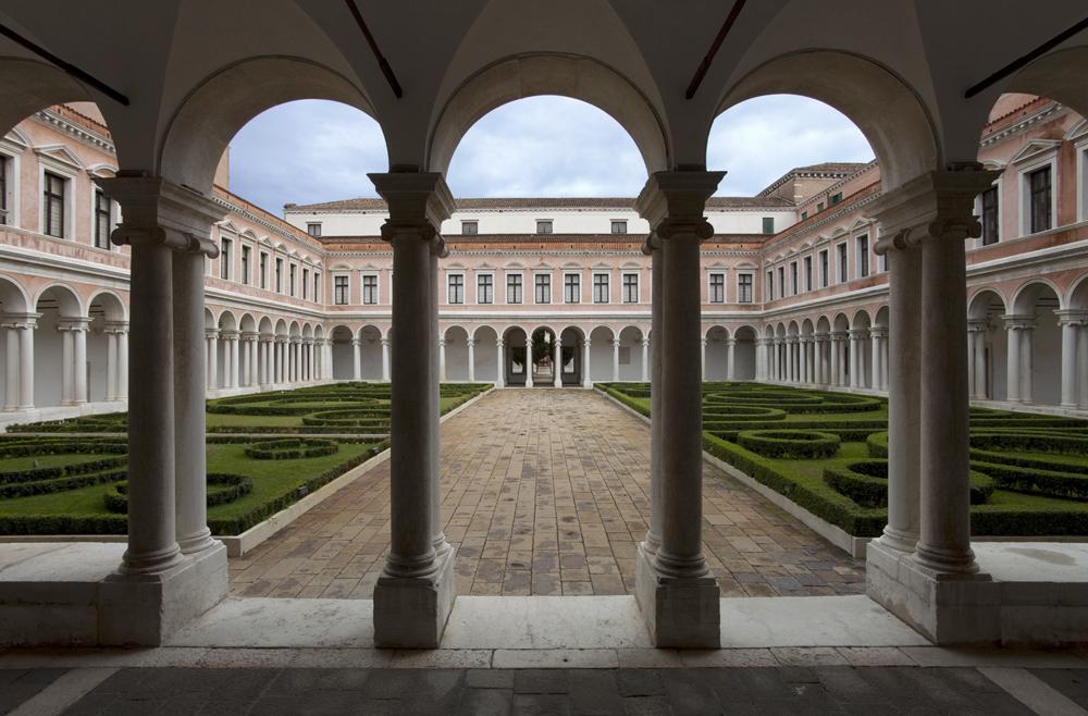 Il Chiostro Palladiano - fonte: www.cini.it