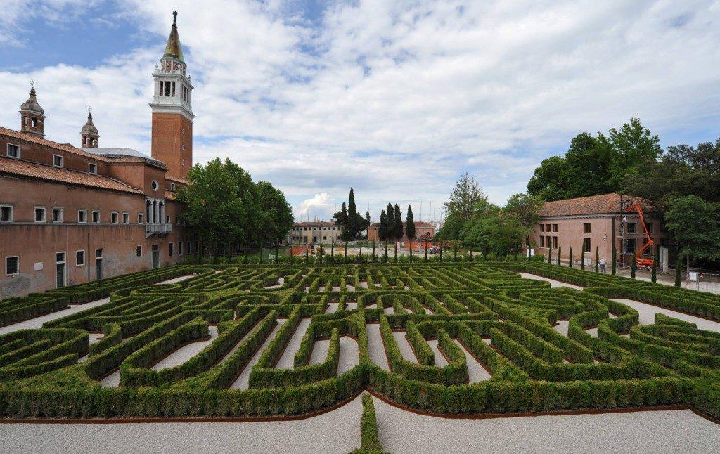 Il Labirinto Borges - fonte: www.cini.it