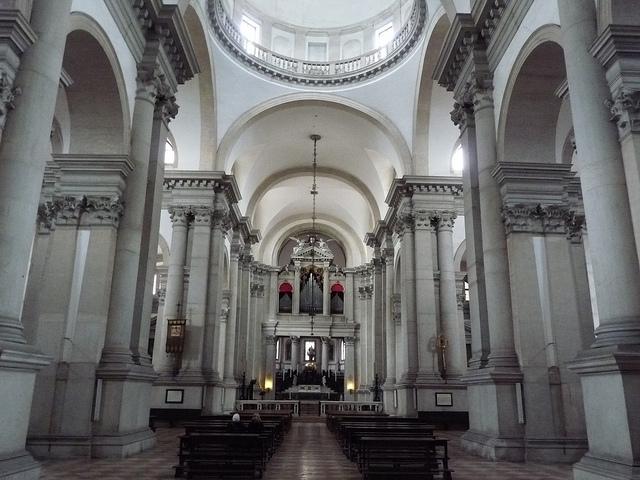 Basilica di San Giorgio Maggiore, Venezia - fonte: www.flickr.com
