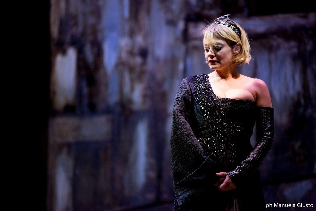 Giocasta (Elena Arvigo) © Manuela Giusto