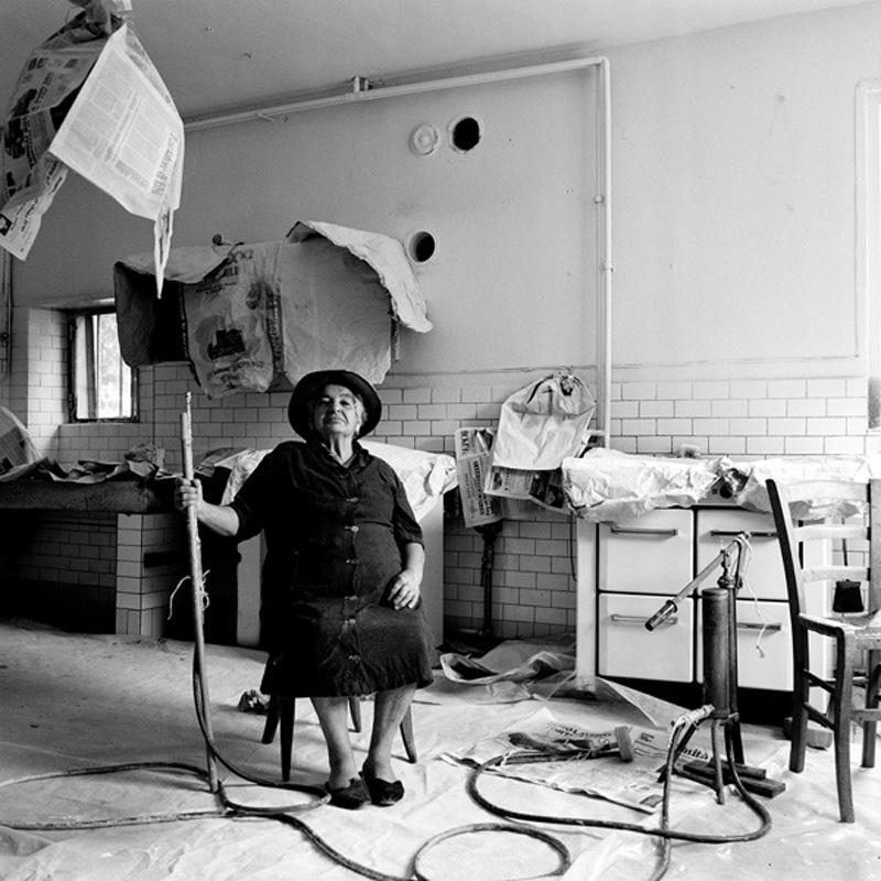 Mia Madre, San Ruffino, 1996 © Luciano Bonacini