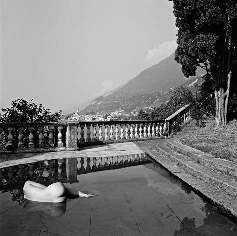 Alice in Villa Pariani, Malcesine, 2012 © Luciano Bonacini