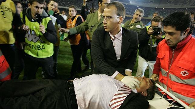 Juande Ramos al derby di Siviglia