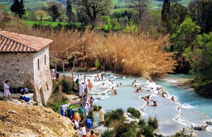 Terme libere da nord a sud italia - Terme bagni di tivoli orari e prezzi ...